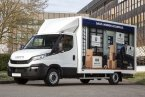 Iveco Daily 20 mètres-cubes Grand Volume