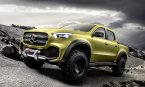 Mercedes X-Class, le pick-up a son étoile