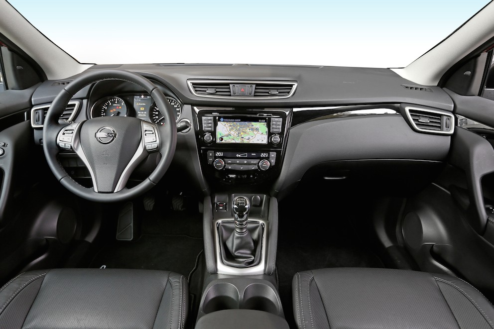 Tags associ s nissan qashqai business edition nouveau for Interieur qashqai 2015
