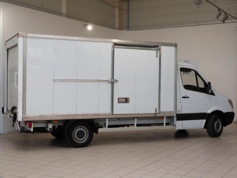 Mercedes sprinter ccb 310 43 emp 432m vendre photo 5 for Caisse a outils vide angers