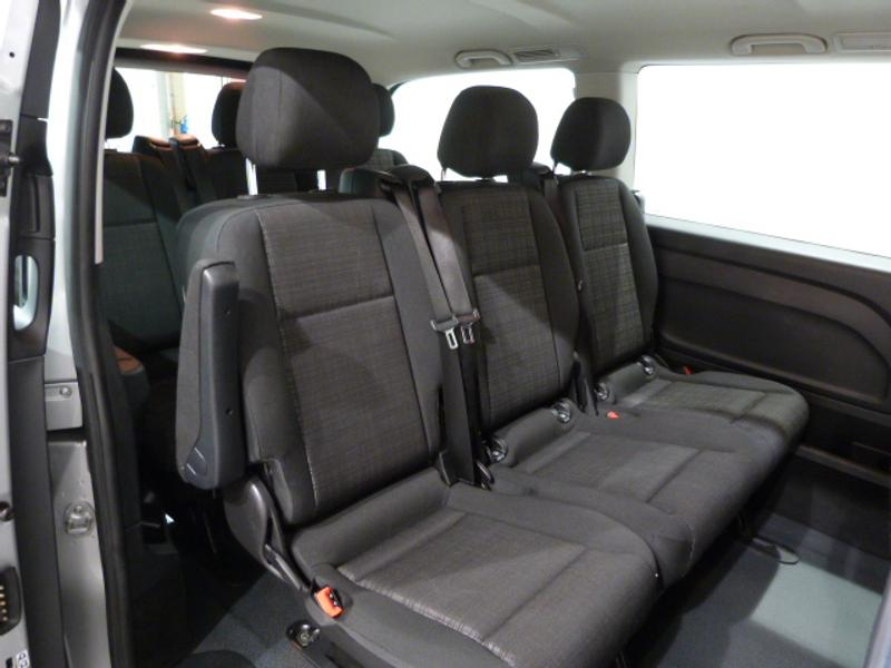 mercedes vito 116 cdi tourer long pro vendre photo 9. Black Bedroom Furniture Sets. Home Design Ideas