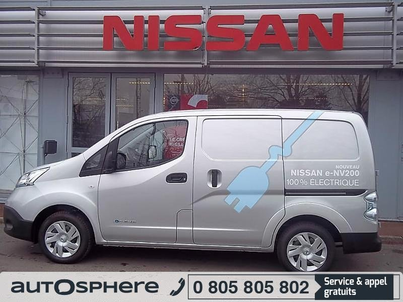 nissan nv200 e business 5p vendre photo 13. Black Bedroom Furniture Sets. Home Design Ideas
