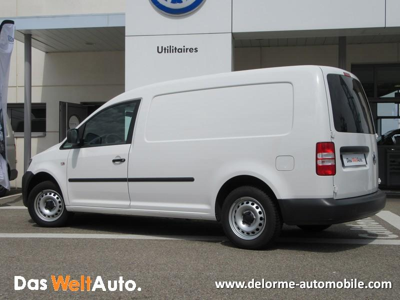 volkswagen caddy van maxi 1 6 tdi 102ch van vendre photo 2. Black Bedroom Furniture Sets. Home Design Ideas