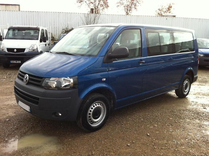 volkswagen transporter combi 2 0 tdi 140 cv 9 places vendre photo 2. Black Bedroom Furniture Sets. Home Design Ideas