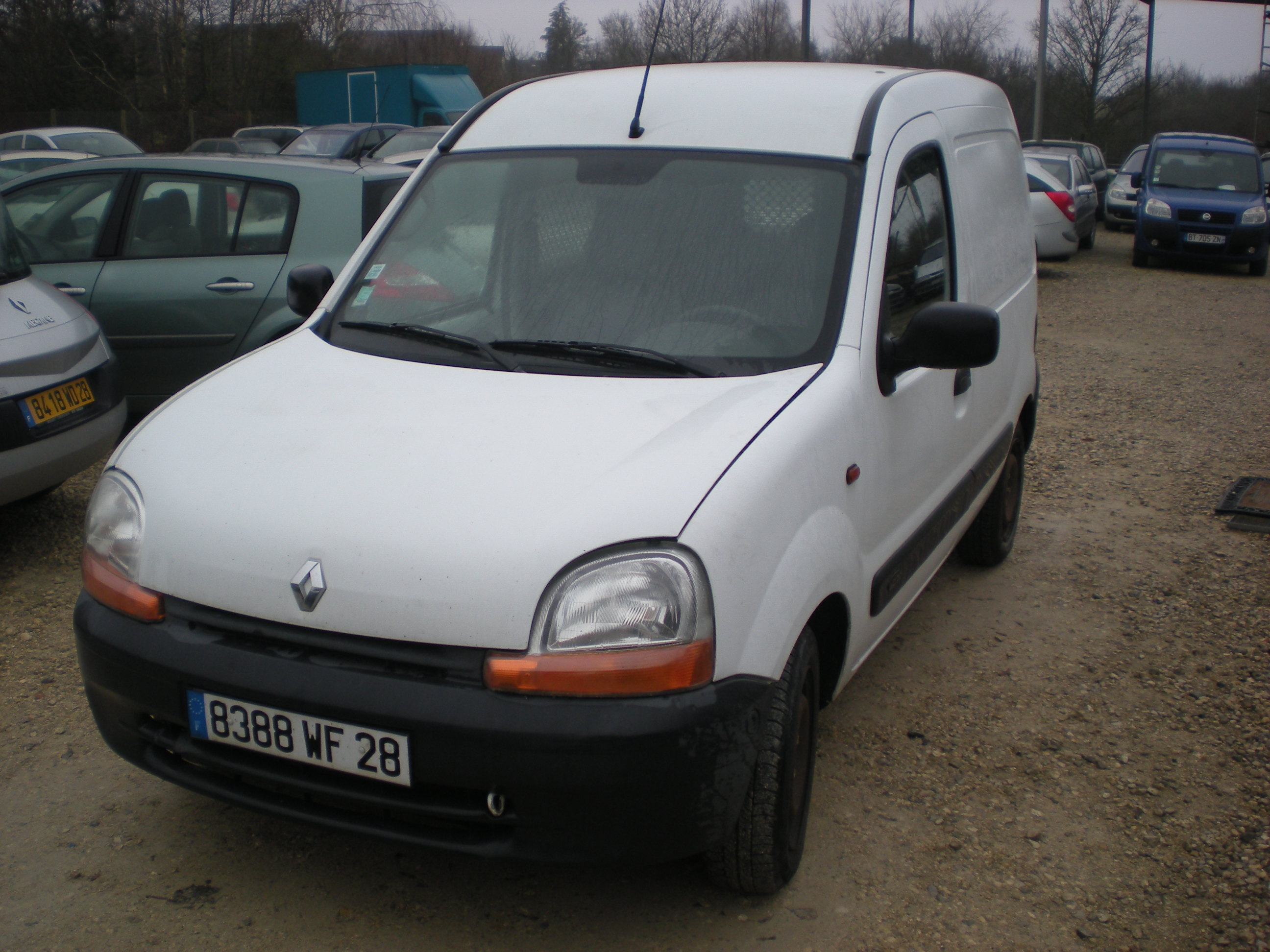 renault kangoo 1 5 dci vendre photo 1. Black Bedroom Furniture Sets. Home Design Ideas