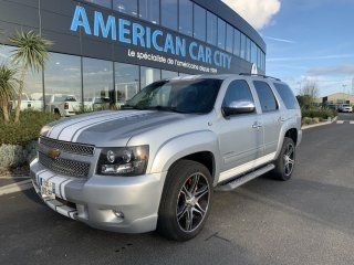 Chevrolet Tahoe V8 5.3L 4X4 LTZ SUPERCHARGED 500ch à vendre - Photo 1