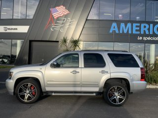 Chevrolet Tahoe V8 5.3L 4X4 LTZ SUPERCHARGED 500ch à vendre - Photo 3
