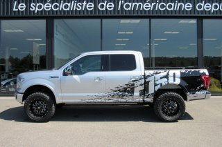 Ford F150 Supercrew platinum V6 3.5L ecoboost à vendre - Photo 2
