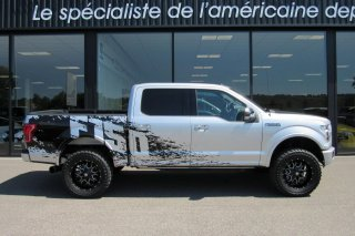 Ford F150 Supercrew platinum V6 3.5L ecoboost à vendre - Photo 7