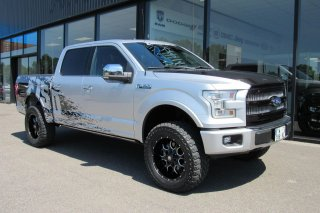 Ford F150 Supercrew platinum V6 3.5L ecoboost à vendre - Photo 8