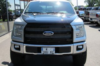 Ford F150 Supercrew platinum V6 3.5L ecoboost à vendre - Photo 9