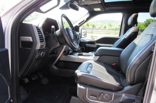 Ford F150 Supercrew platinum V6 3.5L ecoboost à vendre - Photo 14