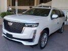 achat utilitaire Cadillac Escalade ESV Premium Luxury V8 6.2L AMERICAN CAR CITY