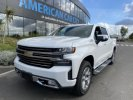 achat utilitaire Chevrolet Silverado Crewcab high country V8 6.2l 420ch AMERICAN CAR CITY