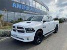 achat utilitaire Dodge RAM CREW SPORT 2017 V8 5.7L -395CH - E85 AMERICAN CAR CITY