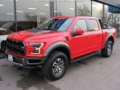 achat utilitaire Ford F150 Raptor supercrew V6 35L ecoboost 2018 AMERICAN CAR CITY