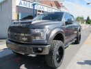 achat utilitaire Ford F150 Supercrew shelby v8 5.0 Supercharged AMERICAN CAR CITY