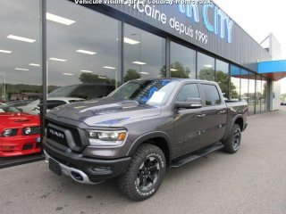 Dodge RAM 1500 CREW REBEL 2019 V8 5.7L à vendre - Photo 1