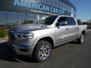 Dodge RAM 1500 CREW LONGHORN AIR 2019 à vendre - Photo 1