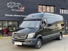 achat utilitaire Mercedes Sprinter 519 43 S FOURGON CABINE APPROFONDIE 5 PLACES CROCHET BOITE AUTOMATIQUE ALTACAMA