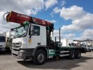 Annonce Mercedes Actros 3351 KN 6x4 V8 + JONSERED 2490