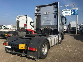 Iveco Stralis Hi-Way AS440S46 TP E6 - offre de location 998 HT x 36 mois* à vendre - Photo 3