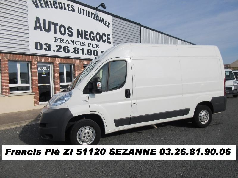 fiat ducato l2h2 2l3 mjt 130 pack pro prix t t c vendre photo 1. Black Bedroom Furniture Sets. Home Design Ideas