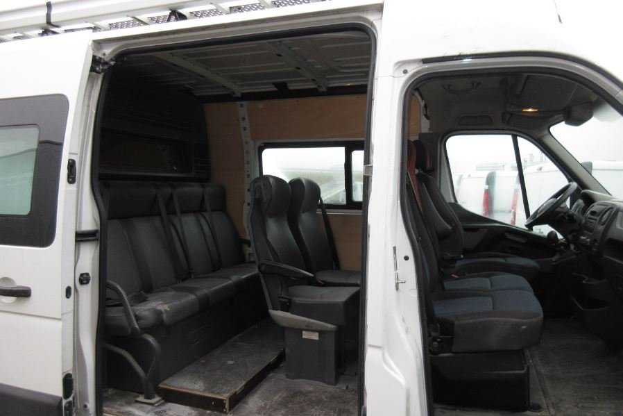renault master l3h2 dci cabine approfondie 9 place vendre photo 4. Black Bedroom Furniture Sets. Home Design Ideas