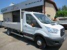 Annonce Ford Transit TDCI 155 PLATEAU 4.40M
