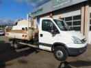 achat utilitaire Iveco Daily 65C15 BENNE + GRUE Garage RIVAT