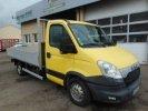 achat utilitaire Iveco Daily 35S13 PLATEAU 3.50M Garage Rivat