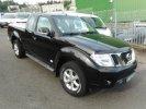 achat utilitaire Nissan Navara KING CAB 190 CV Garage RIVAT