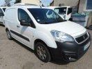 achat utilitaire Peugeot Partner HDI 90 FRIGO Garage RIVAT