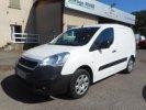 achat utilitaire Peugeot Partner HDI 120 Garage Rivat