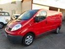achat utilitaire Renault Trafic L1H1 DCI 115 Garage RIVAT