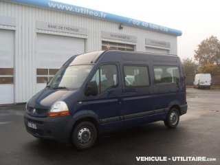 Renault Master L2H2 à vendre - Photo 1