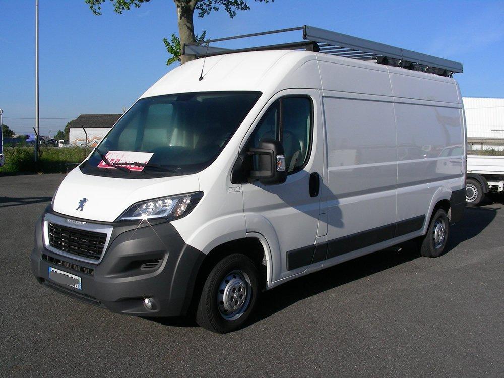Peugeot boxer l3h2 hdi 150 pack clim gps nav vendre for Garage peugeot franqueville saint pierre