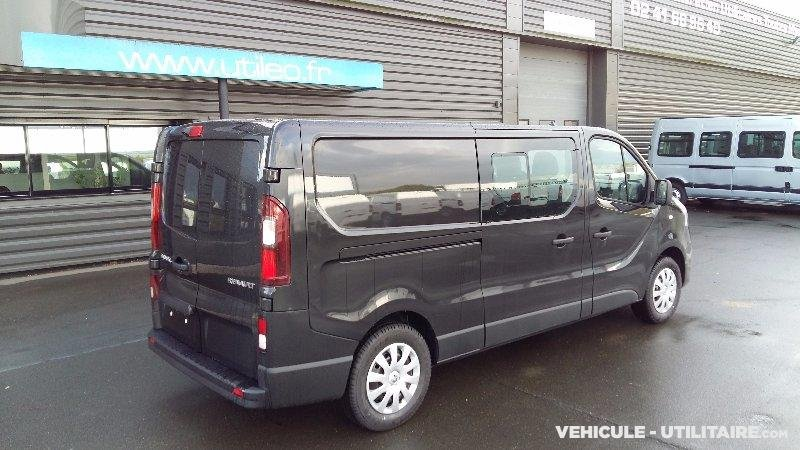 renault trafic cabine approfondie carrossier quipementier cabine approfondie pour transport. Black Bedroom Furniture Sets. Home Design Ideas