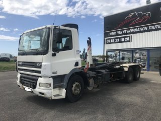 DAF CF 380 VERSION 6X2 à vendre - Photo 1