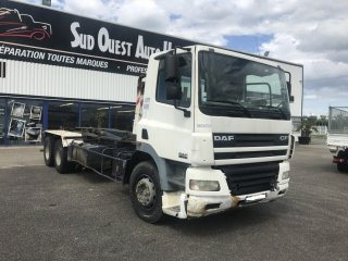 DAF CF 380 VERSION 6X2 à vendre - Photo 5