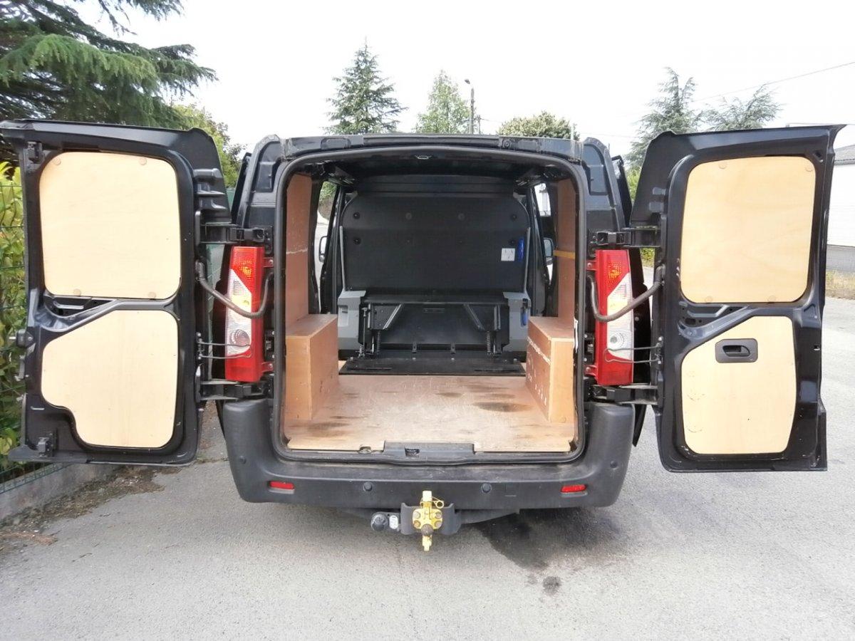 fiat scudo vendre photo 5. Black Bedroom Furniture Sets. Home Design Ideas