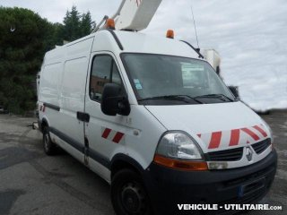 Renault Master DCI 120 à vendre - Photo 1