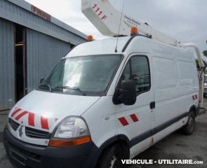 Renault Master DCI 120 à vendre - Photo 2