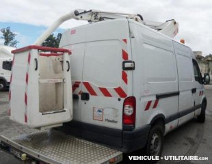 Renault Master DCI 120 à vendre - Photo 3