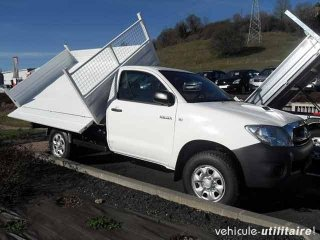 Toyota Hilux 2.5 D-4D 144 Simple Cab à vendre - Photo 1