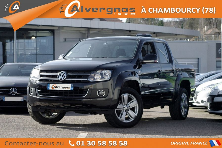 volkswagen amarok 2 0 bitdi 180ch highline 4motion permanente bva prix ttc vendre photo 1. Black Bedroom Furniture Sets. Home Design Ideas