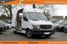 achat utilitaire Mercedes Sprinter II FOURGON 313 CDI 37S 3.5 BVA PRIX TTC Alvergnas Automobiles