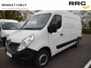 achat utilitaire Renault Master FGN L2H2 3.3T 2.3 DCI 130 E6 GRAND CONFORT RENAULT CHILLY MAZARIN