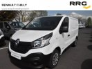achat utilitaire Renault Trafic FGN L1H1 1000 KG DCI 120 E6 GRAND CONFORT RENAULT CHILLY MAZARIN