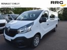 achat utilitaire Renault Trafic CA L2H1 1200 KG DCI 125 ENERGY E6 GRAND CONFORT RENAULT CHILLY MAZARIN